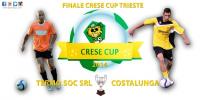 TERMO SOC SRL - COSTALUNGA E' LA FINALE CRESE CUP TRIESTE!